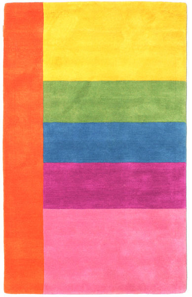 Colors By Meja Handtufted Rug 100X160 Modern Pink/Rust Red (Wool, India)