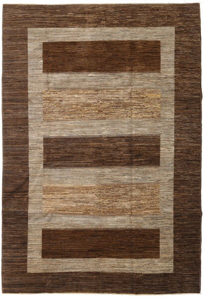 Ziegler Modern Rug 199X289 Authentic  Modern Handknotted Dark Brown/Light Brown (Wool, Pakistan)