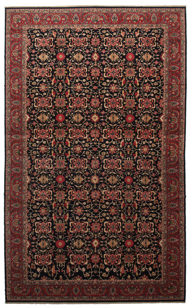 Malayer Rug 505X817 Authentic  Oriental Handknotted Dark Brown/Dark Red Large (Wool, Persia/Iran)