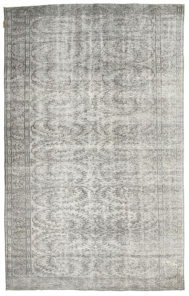 Colored Vintage Rug 178X281 Authentic  Modern Handknotted Light Grey/Dark Grey (Wool, Turkey)