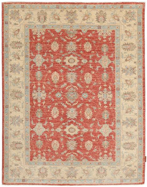 Ziegler Rug 153X195 Authentic  Oriental Handknotted Light Brown/Rust Red (Wool, Pakistan)