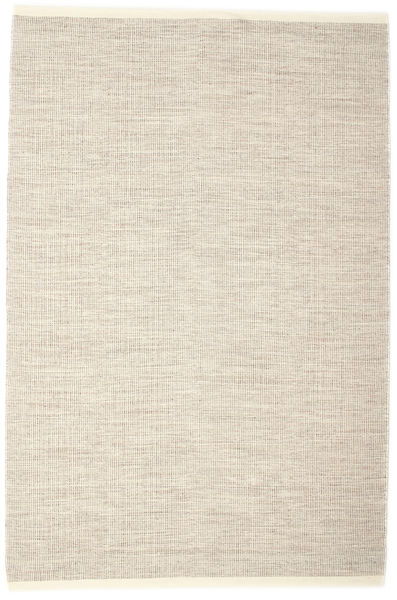 Seaby - Brown Rug 200X300 Authentic  Modern Handwoven Light Grey/Beige (Wool, India)
