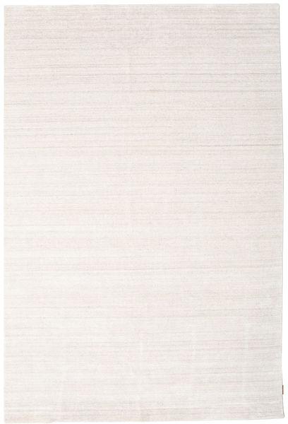 Bamboo Silk Loom - Beige Rug 200X300 Modern White/Creme/Beige ( India)