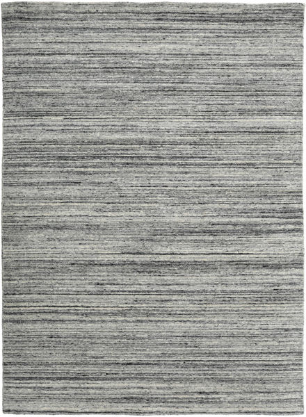 Mazic - Grey Rug 160X230 Authentic  Modern Handknotted Dark Grey/Turquoise Blue/Light Grey (Wool, India)