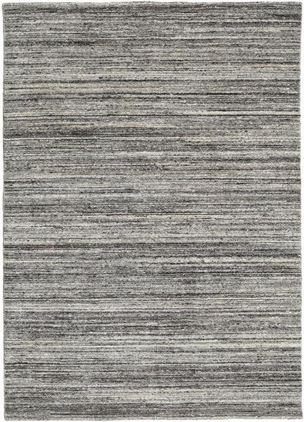Mazic - Dark Grey Rug 160X230 Modern Light Grey/Dark Grey (Wool, India)