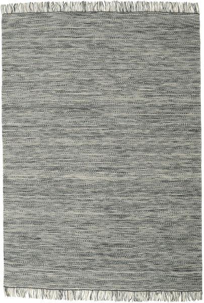 Vilma - Grey Mix Rug 210X290 Authentic  Modern Handwoven Dark Grey/Light Grey (Wool, India)