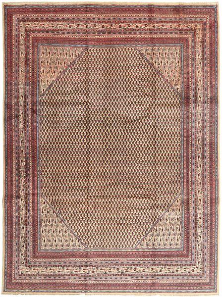 Sarouk Mir Rug 268X355 Authentic  Oriental Handknotted Dark Red/Light Brown Large (Wool, Persia/Iran)