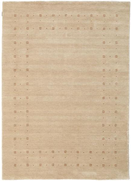 Loribaf Loom Delta - Beige Rug 160X230 Modern Yellow/Dark Beige (Wool, India)