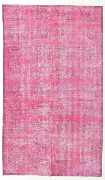Colored Vintage Rug 148X255 Authentic  Modern Handknotted Light Pink/Pink (Wool, Turkey)