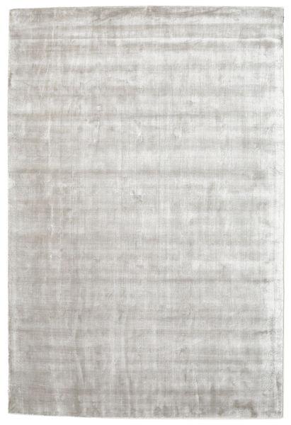 Broadway - Silver White Rug 300X400 Modern Light Grey/White/Creme Large ( India)