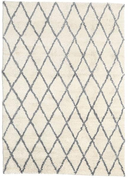 Queens - Grey - Comb. Rug 160X230 Modern Beige (Wool, India)