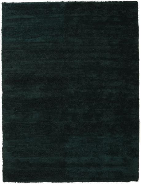 New York - Dark Green Rug 300X400 Modern Dark Turquoise   Large (Wool, India)