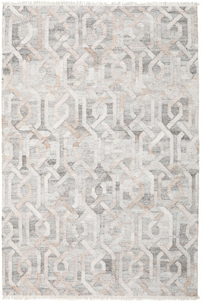 Outdoor Rug Trinny - Brown/Nature Rug 200X300 Authentic  Modern Handwoven Light Grey ( India)