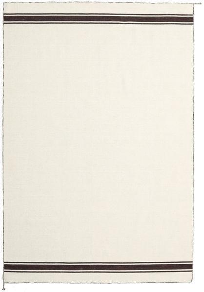 Ernst - Off White/Brown Rug 200X300 Authentic  Modern Handwoven Beige/Dark Beige (Wool, India)