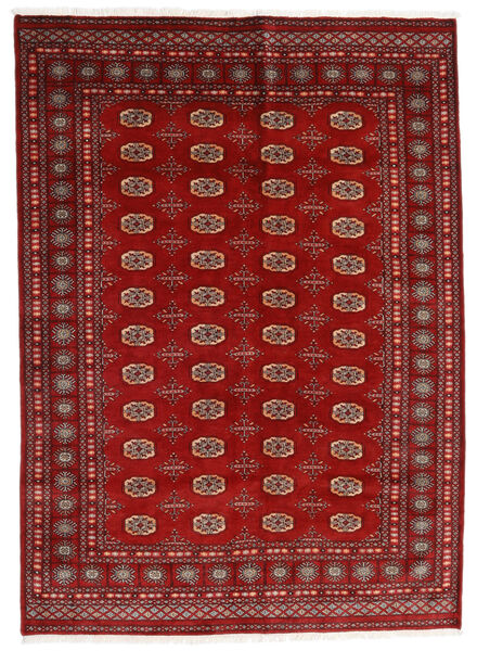 Pakistan Bokhara 3Ply Rug 174X240 Authentic  Oriental Handknotted Dark Red/Rust Red (Wool, Pakistan)