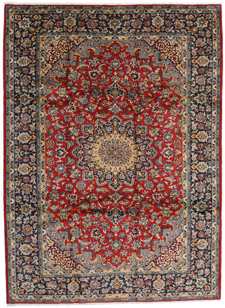 Najafabad Rug 255X348 Authentic  Oriental Handknotted Dark Brown/Dark Grey Large (Wool, Persia/Iran)