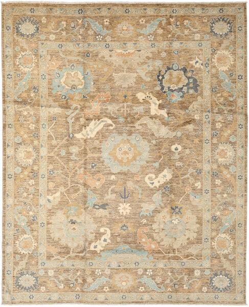 Ziegler Ariana Rug 250X309 Authentic  Oriental Handknotted Brown/Beige Large (Wool, Afghanistan)