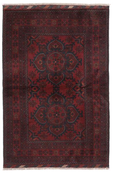 Afghan Khal Mohammadi Rug 102X149 Authentic  Oriental Handknotted Black (Wool, Afghanistan)