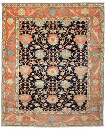 Heriz Rug 400X480 Authentic  Oriental Handknotted Large (Wool, Persia/Iran)