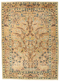 Najafabad Patina Pictorial Rug 175X240 Authentic  Oriental Handknotted (Wool, Persia/Iran)