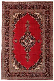 Keshan Patina Rug 240X374 Authentic  Oriental Handknotted Dark Red/Dark Brown (Wool, Persia/Iran)