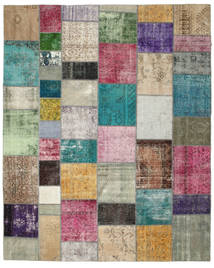 Patchwork Rug 272X337 Authentic  Modern Handknotted Large (Wool, Turkey)