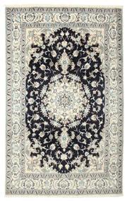 Nain Rug 190X305 Authentic  Oriental Handknotted (Wool/Silk, Persia/Iran)