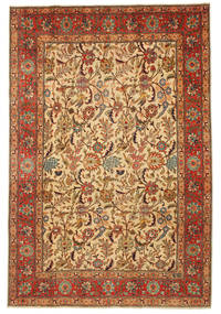Tabriz Patina Pictorial Signed: Hadadian Rug 203X304 Authentic  Oriental Handknotted (Wool, Persia/Iran)