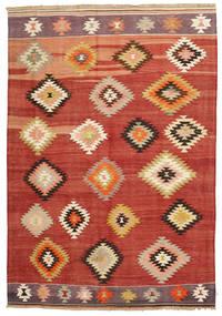 Kilim Karakecili Rug 165X240 Authentic  Oriental Handwoven (Wool, Turkey)