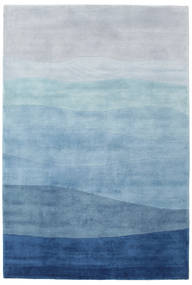 Feeling - Blue Rug 200X300 Authentic  Modern Handknotted (Wool, India)