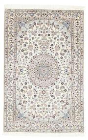 Nain 6La Rug 97X150 Authentic  Oriental Handknotted (Wool/Silk, Persia/Iran)