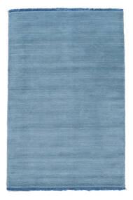 Handloom Fringes - Light Blue Rug 160X230 Modern Light Blue (Wool, India)