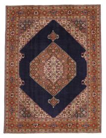 Tabriz Patina Rug 238X315 Authentic  Oriental Handknotted Dark Brown/Dark Purple (Wool, Persia/Iran)