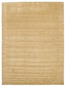 Handloom Fringes - Beige Rug 300X400 Modern Dark Beige/Light Brown Large (Wool, India)