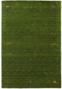 Gabbeh Loom Frame - Green Rug 160X230 Modern Dark Green (Wool, India)