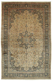 Mashad Astan Ghods Rug 508X789 Authentic Oriental Handknotted Light Brown/Dark Grey Large (Wool, Persia/Iran)