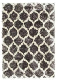 Berber Style Shaggy Regal - Grey/Beige Rug 160X230 Modern ( Turkey)