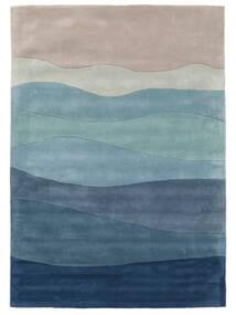 Feeling Handtufted - Blue Rug 160X230 Modern Light Blue/Light Grey/Blue (Wool, India)