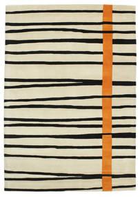Gummi Twist Handtufted - Orange Rug 160X230 Modern Dark Beige/Beige/Black (Wool, India)