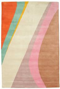 Dynamic Handtufted - Pink Rug 200X300 Modern Beige/Rust Red (Wool, India)
