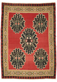 Kilim Semi Antique Rug 240X332 Authentic  Oriental Handwoven (Wool, Slovenia)