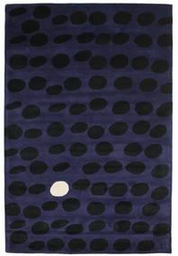 Camouflage Handtufted - Dark Rug 200X300 Modern Black/Dark Blue (Wool, India)