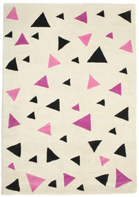 Play Handtufted - Pink Rug 160X230 Modern (Wool, India)