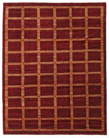 Ziegler Modern Rug 206X264 Authentic  Modern Handknotted Dark Red/Crimson Red (Wool, Pakistan)
