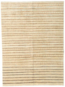 Ziegler Modern Rug 137X181 Authentic  Modern Handknotted Beige/Dark Beige (Wool, Pakistan)