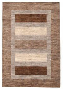 Ziegler Modern Rug 197X293 Authentic  Modern Handknotted Brown/Light Grey (Wool, Pakistan)