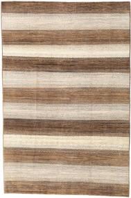 Ziegler Modern Rug 197X294 Authentic  Modern Handknotted Brown/Beige (Wool, Pakistan)