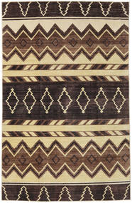 Ziegler Modern Rug 179X276 Authentic  Modern Handknotted Dark Brown/Brown (Wool, Pakistan)