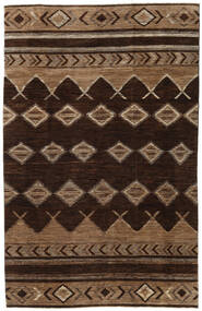Ziegler Modern Rug 190X277 Authentic  Modern Handknotted Dark Brown/Brown (Wool, Pakistan)