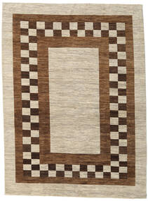 Ziegler Modern Rug 191X253 Authentic  Modern Handknotted Beige/Brown (Wool, Pakistan)